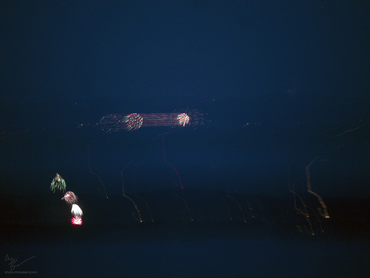 Fireworks 7-3-17