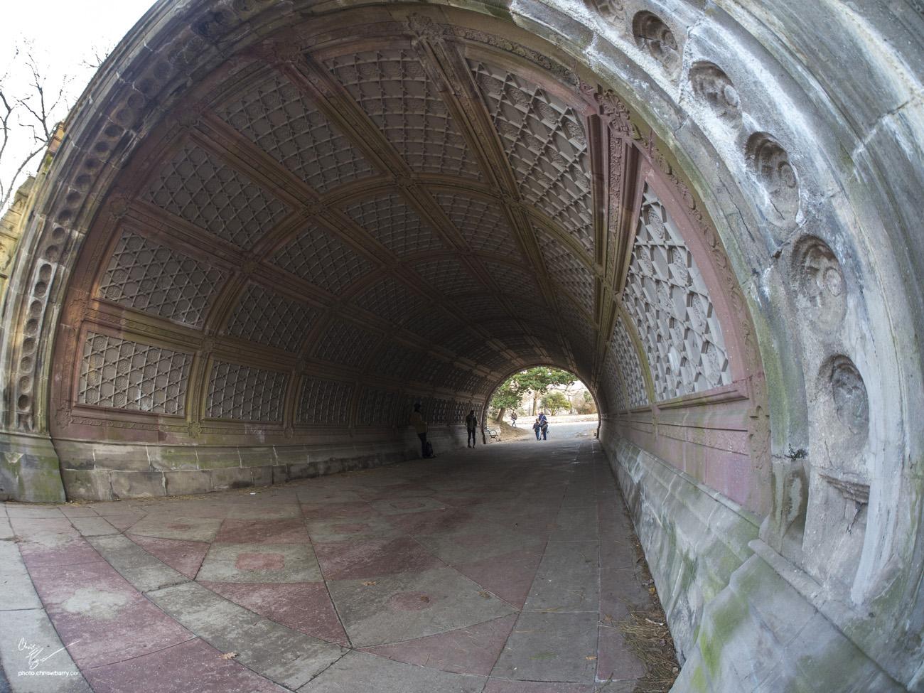 1-21-18: Tunnel