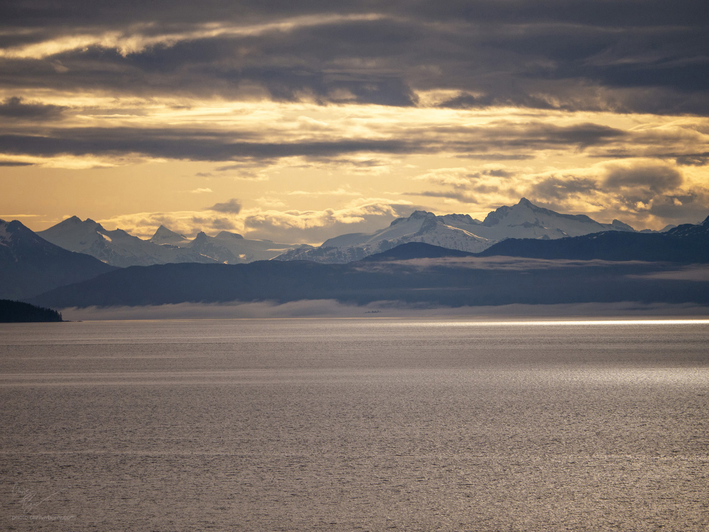 6-03-18: Alaska Sunrise