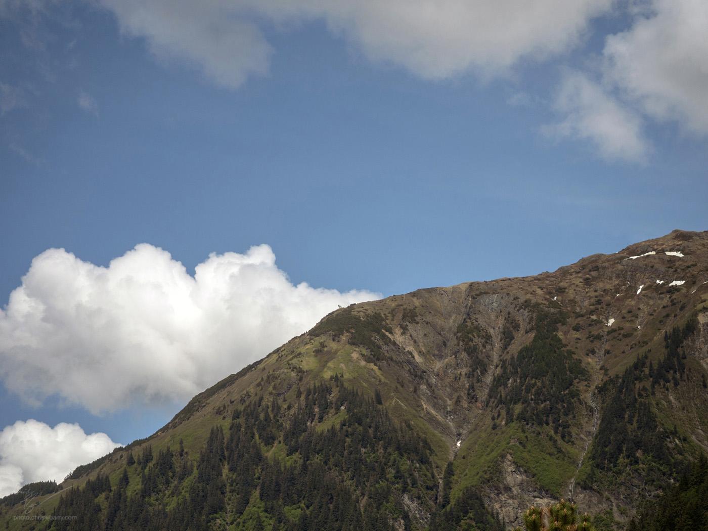 6-03-18: Mountain Close-Up
