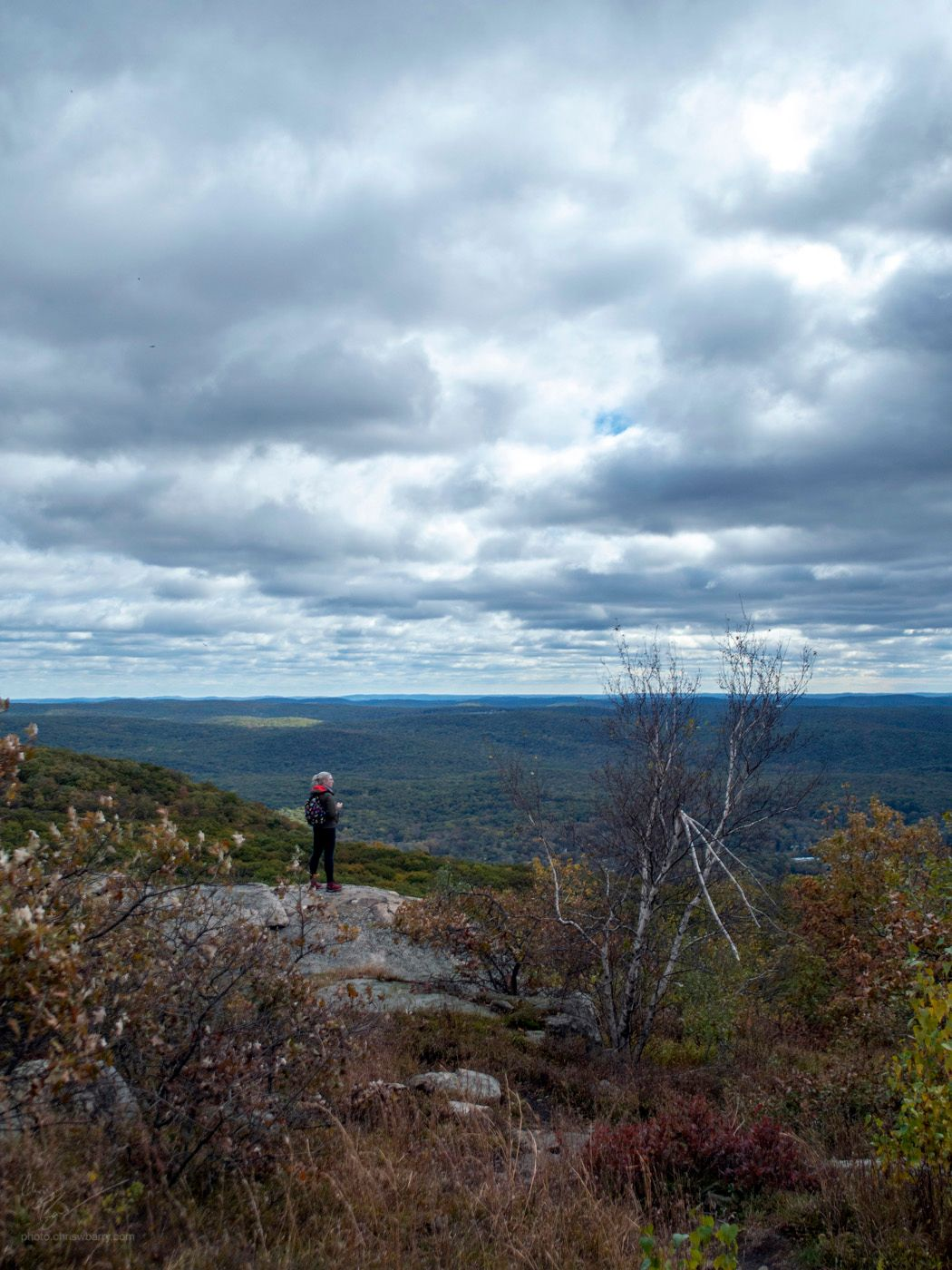 10-21-18: Top of the Mountain