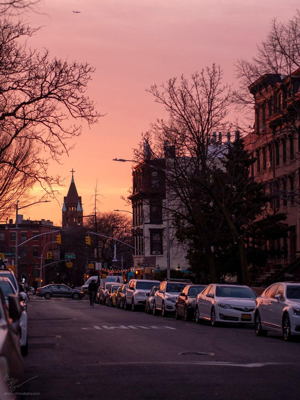 3-14-19: Park Place Sunset