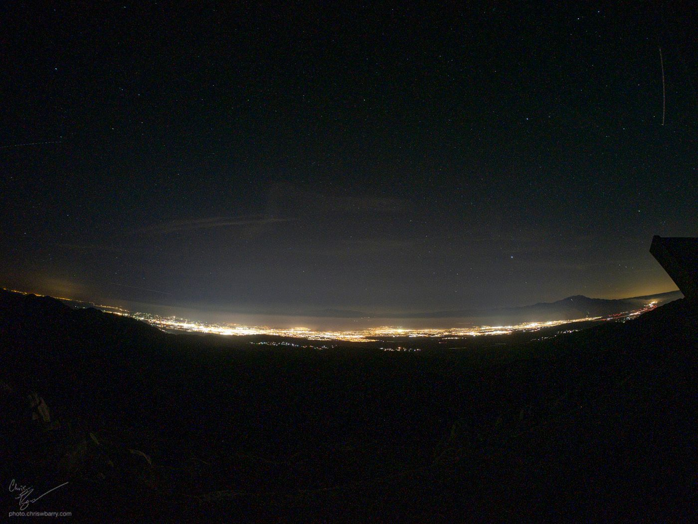 4-30-19: Keys View (Night Mode)